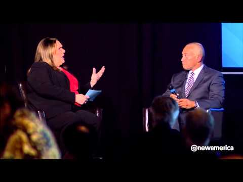 Keynote Conversation with Candy Crowley and Deval Patrick