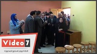 محافظ القاهرة: يجب العمل على دمج متحدى الإعاقة فى المجتمع