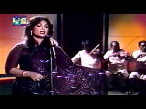 Lathe Di Chader Mussarat Nazir Live Ptv-Imran Mobile 03454906565...