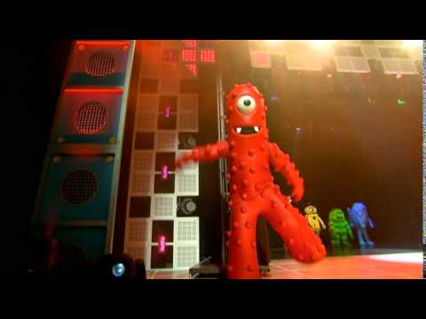 Yo Gabba Gabba Live! Theres a Party in My City! - Trailer