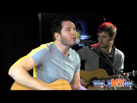 Owl City- Fireflies LIVE At 104.3MYFM