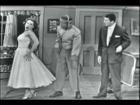 Dean Martin and Jerry Lewis Colgate Comedy Hour episode 22 part 1