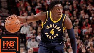 Indiana Pacers vs Portland Trail Blazers Full Game Highlights / Jan 18 / 2017-18 NBA Season