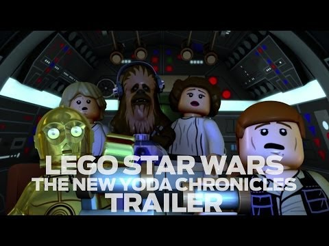 "LEGO Star Wars: The New Yoda Chronicles ""Escape from the Jedi Temple"" Trailer #1"