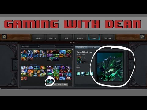 Outworld Destroyer Hero Spotlight Guide