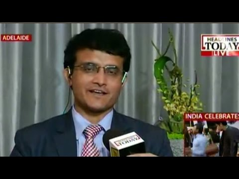 Sourav Ganguly: Real test for India will start from match against South Africa