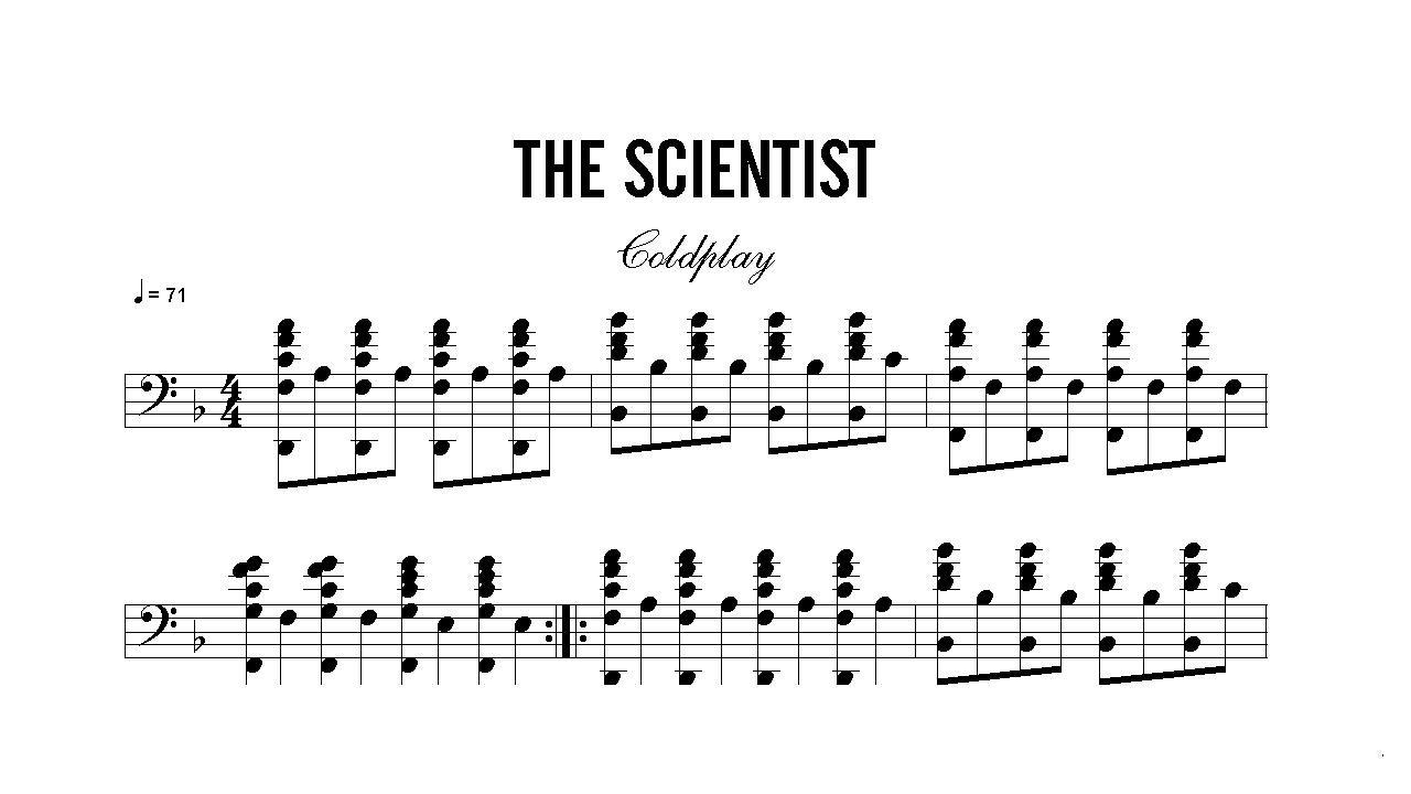 Scientist chords