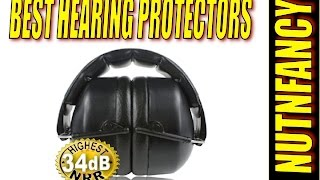 Hearing Protectors Update: Clear Armor Favorite