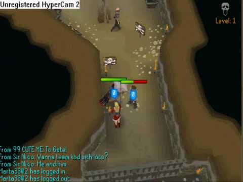 Runescape-Edgeville Dungeon Walkthrough