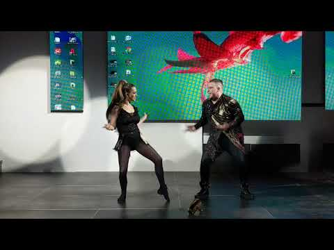 BDF2018: Linda and Pedrinho in performance ~ video by Zouk Soul