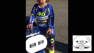 moto Luca mi primera moto