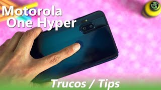 Tips  y Trucos Motorola One Hyper | Consume Global