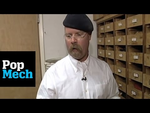 Machine Shop: Popular Mechanics Tours the MythBusters Workshop
