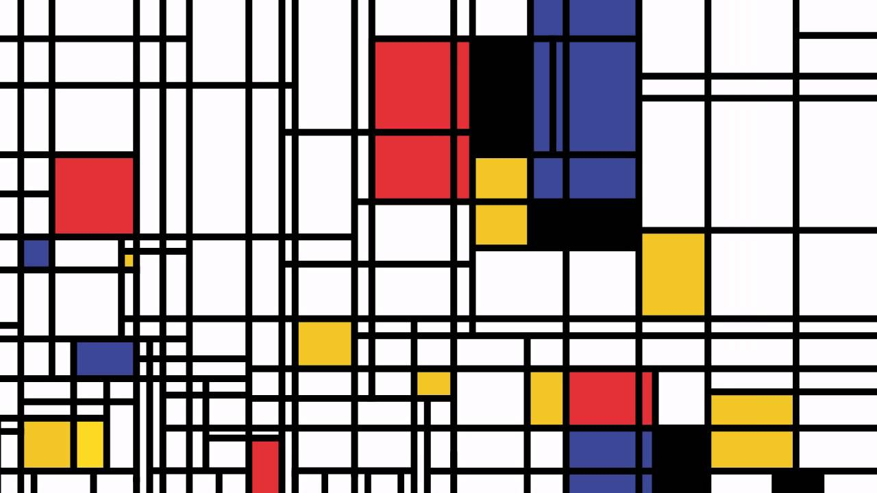 Mondrian - Lessons - Tes Teach