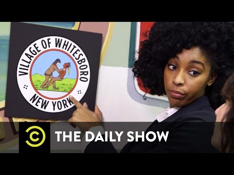 The Daily Show - Wrestling with History in Whitesboro, NY