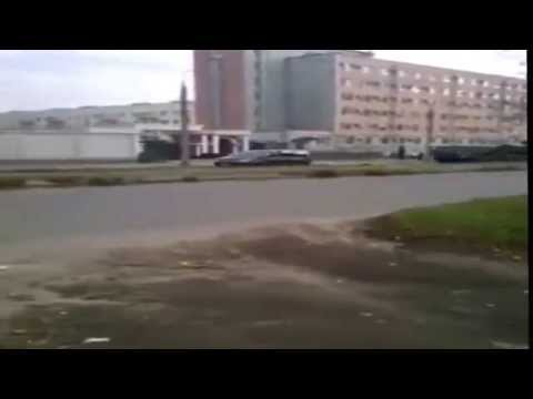T 64BM Convoy, Passing Kharkiv Towards Donbass | Ukraine War