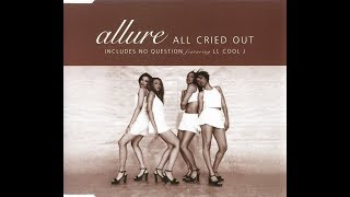 ALLURE   All Cried Out    RampB