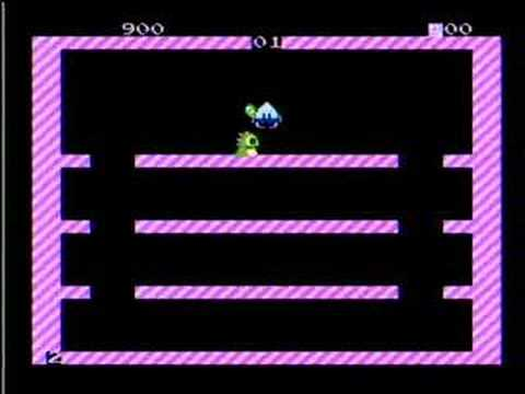 Misc Computer Games - Bubble Bobble