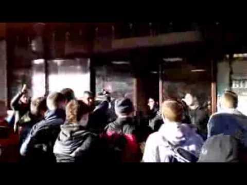 Массовые беспорядки в Москве  (18+) - Погром в Бирюлево в ответ на кавказский беспредел
