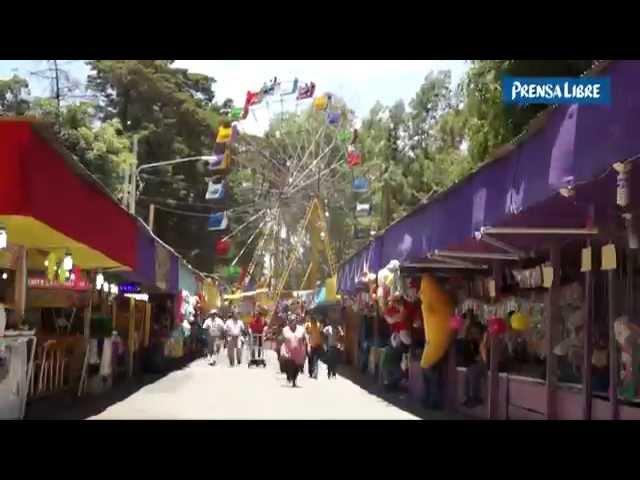 Feria de Jocotenango en Guatemala, colores, sabores y momentos