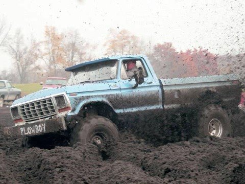 MUD DIGGERS - BAD TRUCKS Video