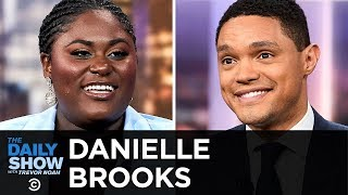 "Danielle Brooks - From ""Orange Is the New Black"" to Shakespeare in the Park 