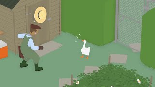 Untitled Goose Game - Pre-Alpha Gameplay Trailer