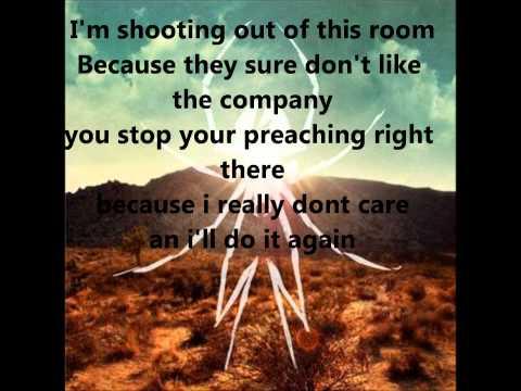 Bulletproof Heart lyrics - My chemical Romance