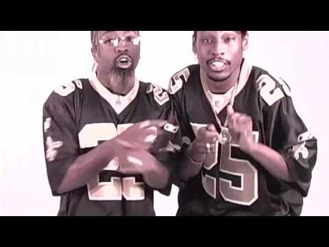YING YANG TWINS HALFTIME NEW ORLEANS SAINTS THEME SONG!