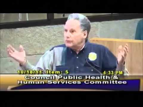 Pt. II Austin Citizens Call for Fluoride Health Warning on Water Bills 10-18-2011