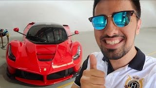 My Friend Bought a LaFerrari - BILLIONAIRE SHOPPING !!!