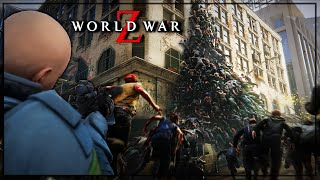 MONTAГA DE ZOMBIES - WORLD OF WAR Z CON WILLY