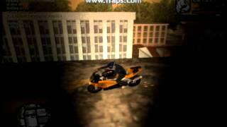 GTA San Andreas - Super Saltos De Moto - Wanner