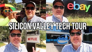 Silicon Valley Tech Tour - visiting Major Tech Headquarters