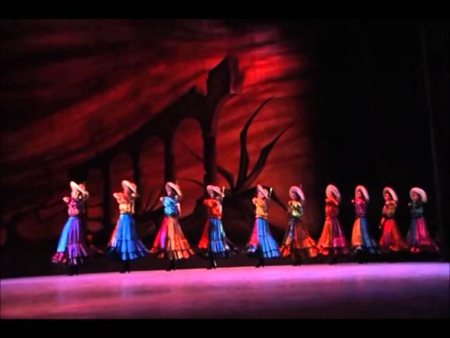 JUANA GALLO - ADELAS Ballet Folclórico de México de Amalia Hernández