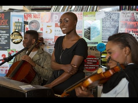 Laura Mvula: NPR Music Tiny Desk Concert