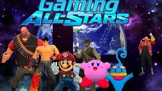 Gaming All-Stars: S5E1 - Death Egg