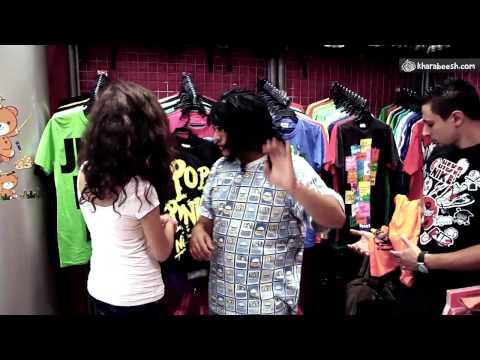 N2O Comedy: نيكولاس خوري في بنات السوق