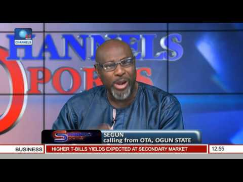 Channels Sports: Nigerian Olympians Solicit More Support Pt.1