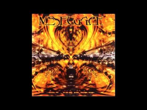 Meshuggah Nothing (Original) Full album HQ