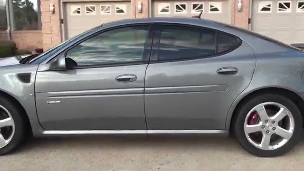 Hd Video 08 Pontiac Grand Prix Gxp For Sale See Www