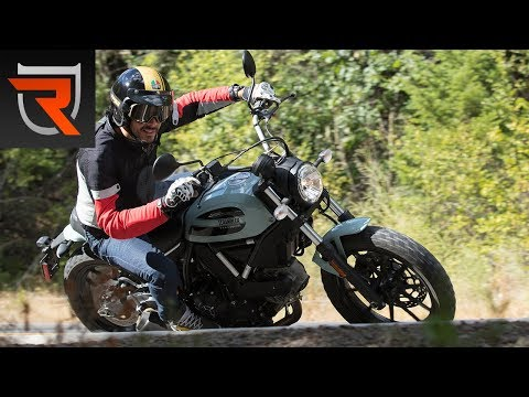 2016 Ducati Scrambler Sixty2 First Test Review Video   Riders Domain