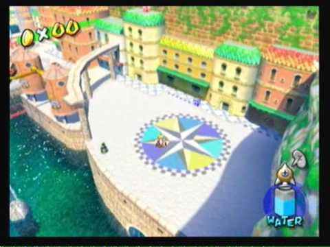 super mario sunshine lp part 37 blue coin week