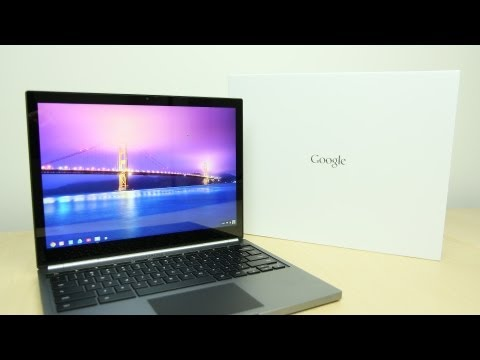 Chromebook Pixel Unboxing (Google)