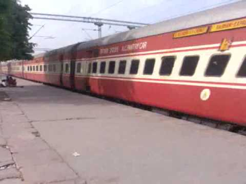 2434 Chennai Raj At Good Speed With Lgd Wap-7. video