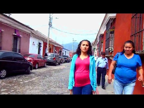 A Walking Tour of Lovely Antigua, Guatemala
