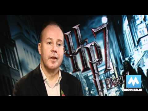 Harry Potter - Director David Yates On Ending HARRY POTTER & THE DEATHLY HALLOWS HP7
