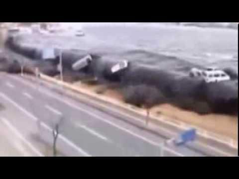 Tsunami Of Japan - تسونامي اليابان video