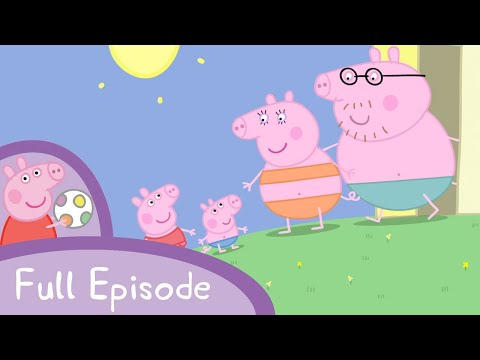 Peppa Pig: Very Hot Day