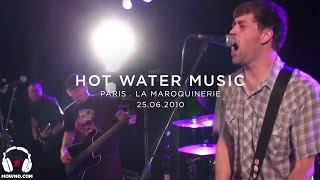 Hot Water Music - Live in Paris